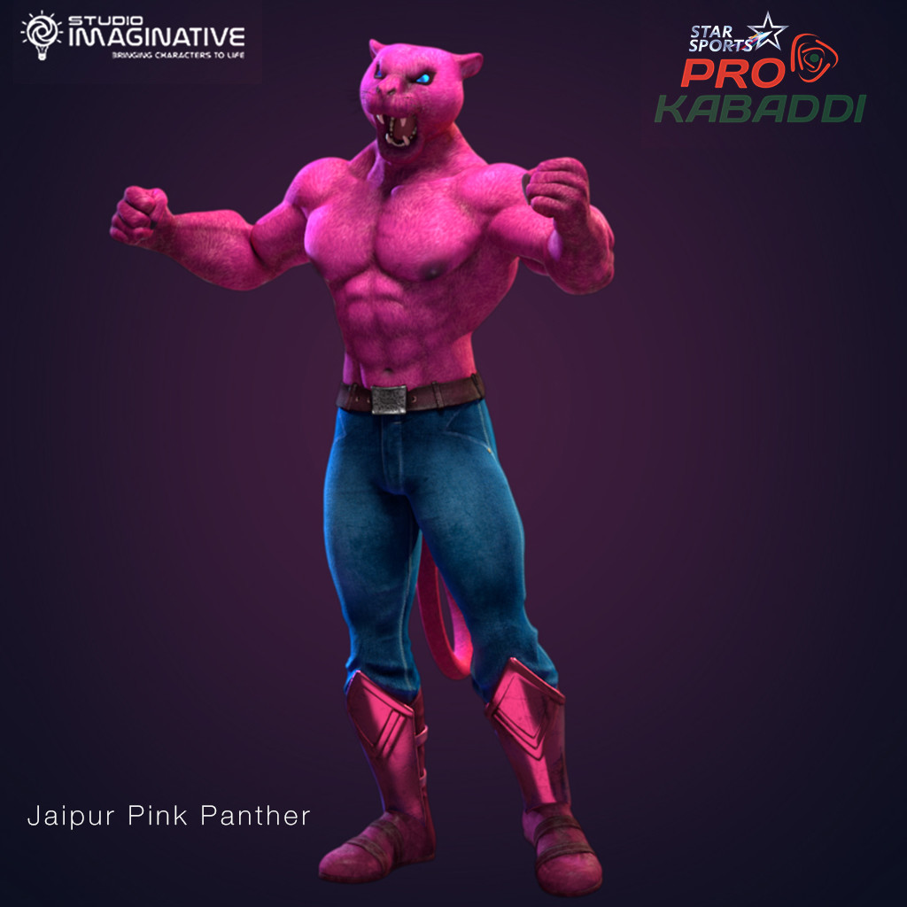 Bhushan arekar pinkpanther v01 1