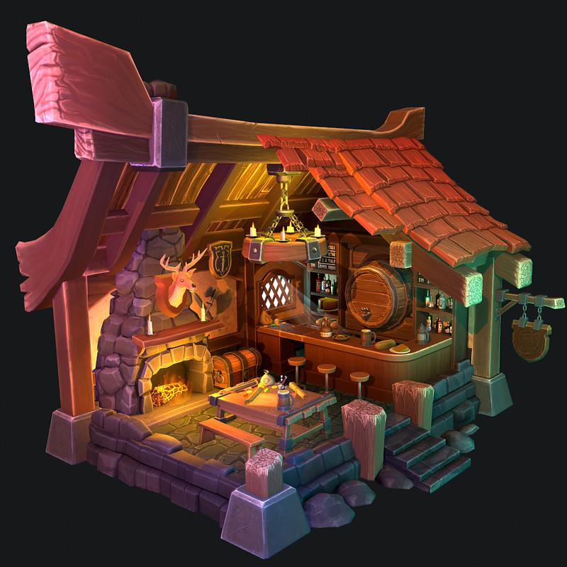 Tipsy Stag Tavern