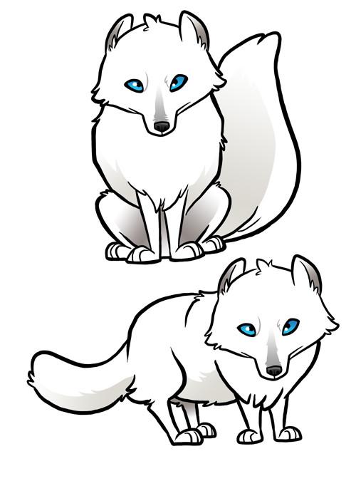 Steve rampton snow fox