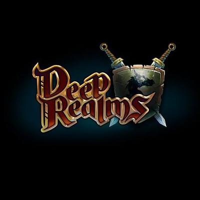 Jason hazelroth deep realms logo 1