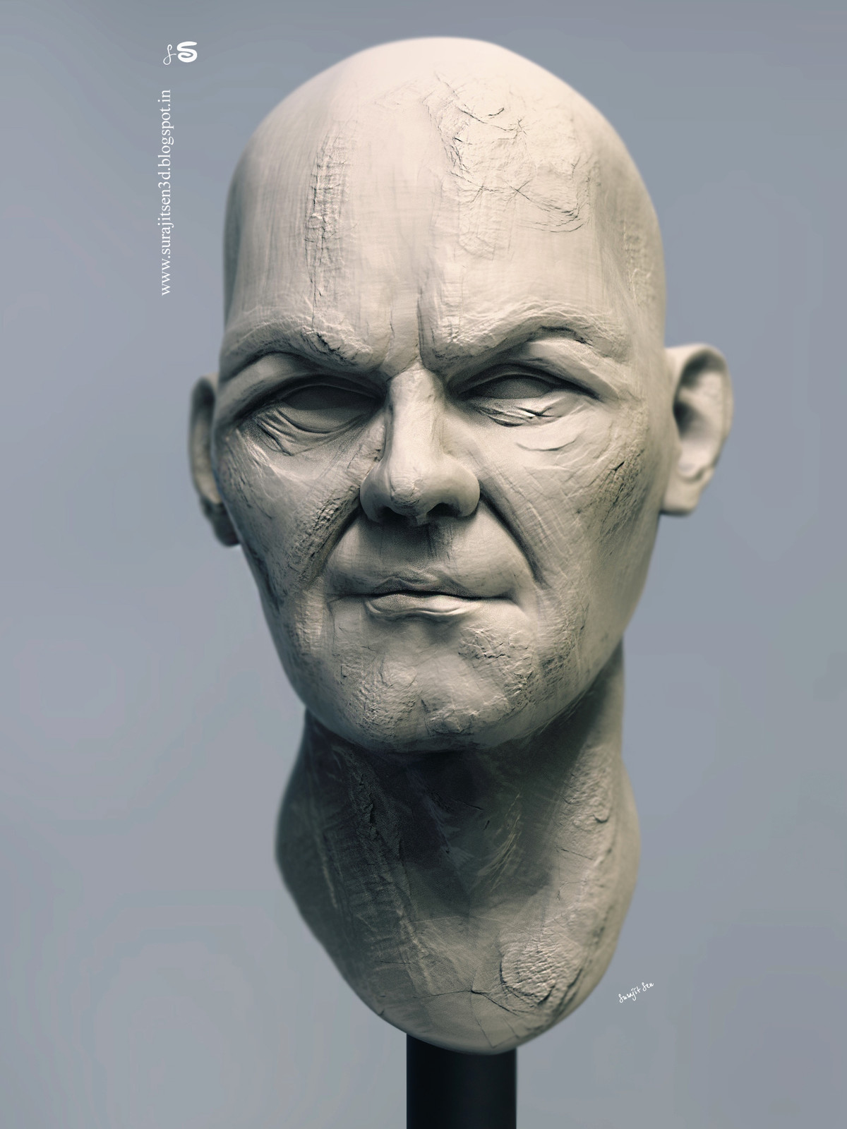 #doodle #quicksculpt #study 