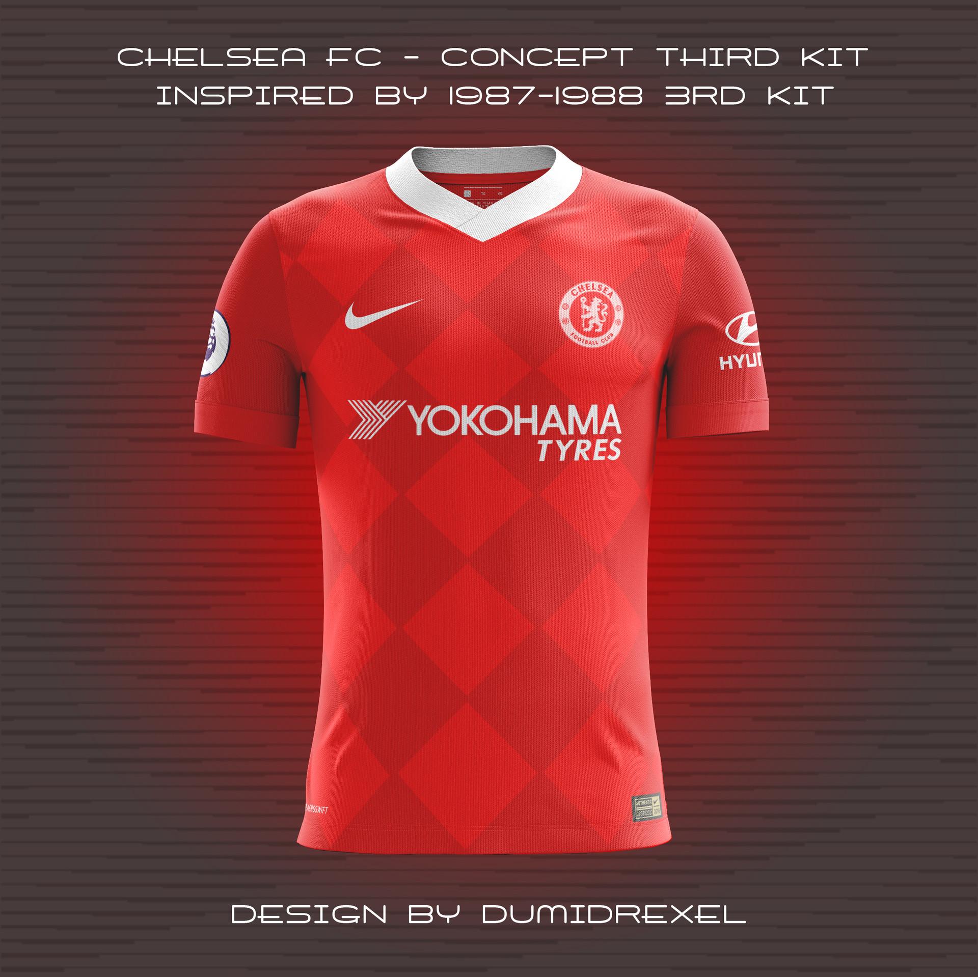 Drexel Designs  Concept kits  Chelsea
