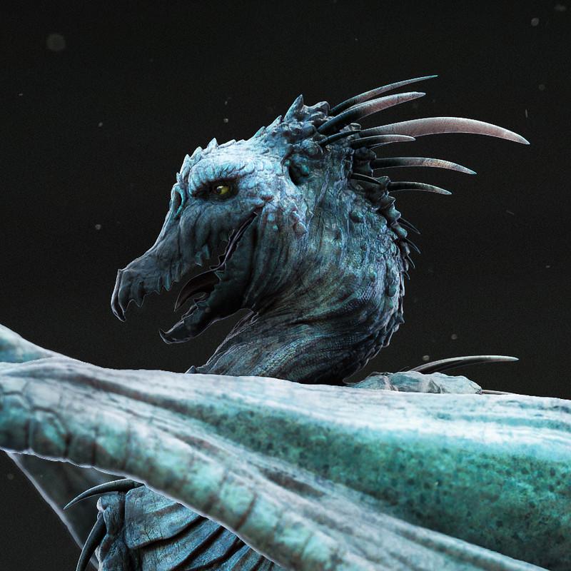 Dragon of the Nil