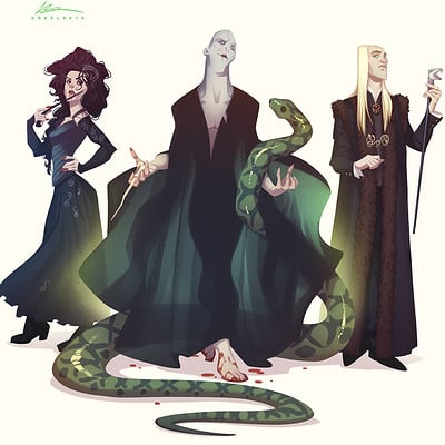 Valerio dreelrayk buonfantino villains