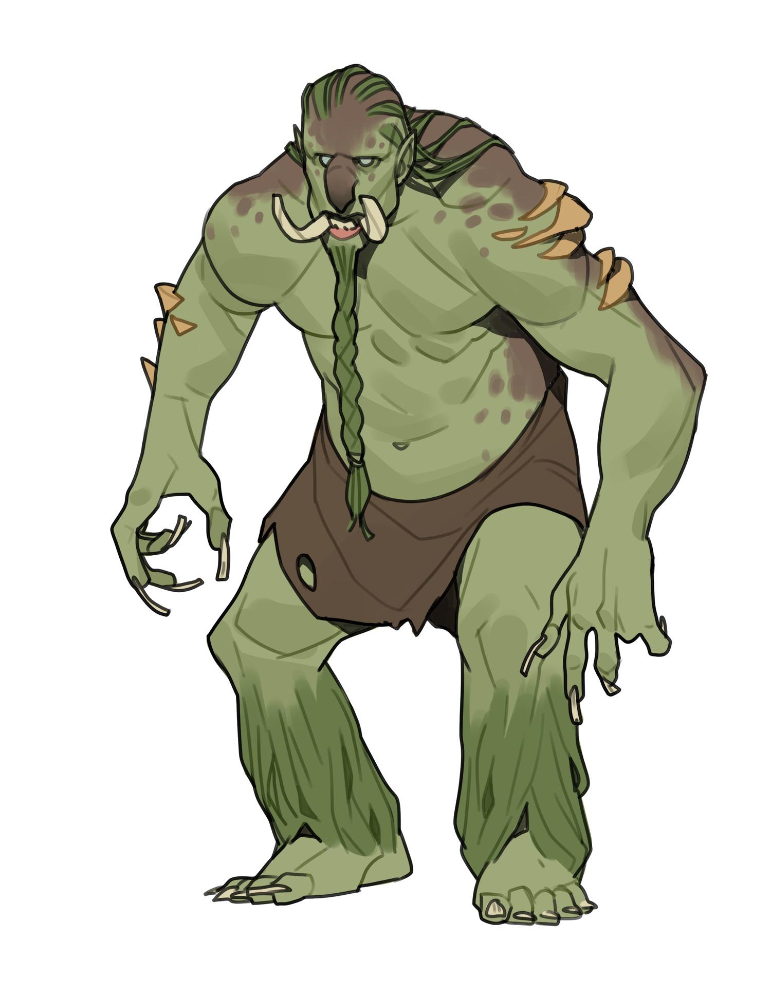Cole marchetti x troll forest
