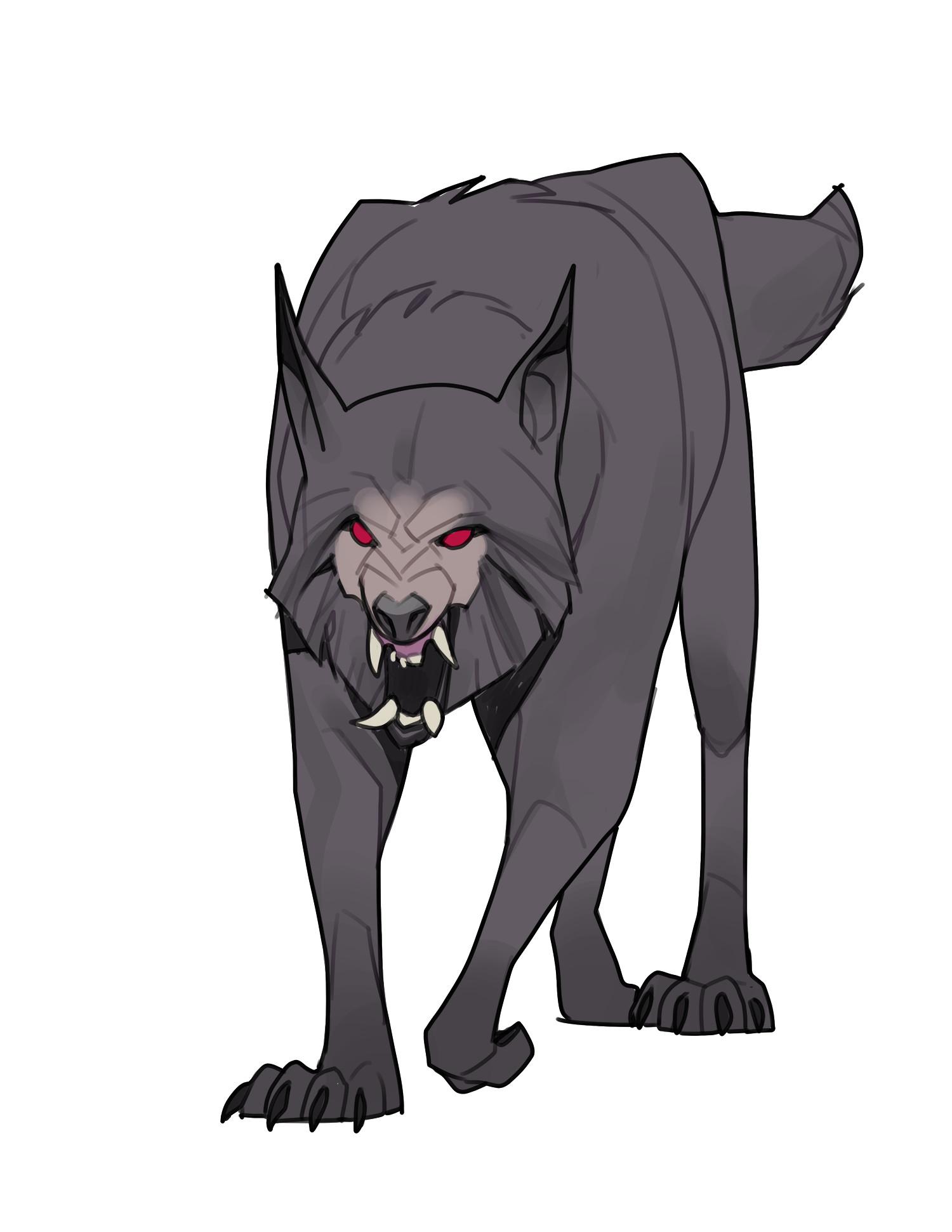 Cole marchetti x werewolf