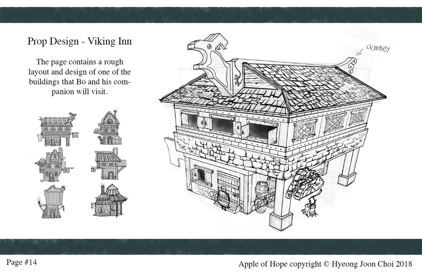 Process Works for Viking Inn.