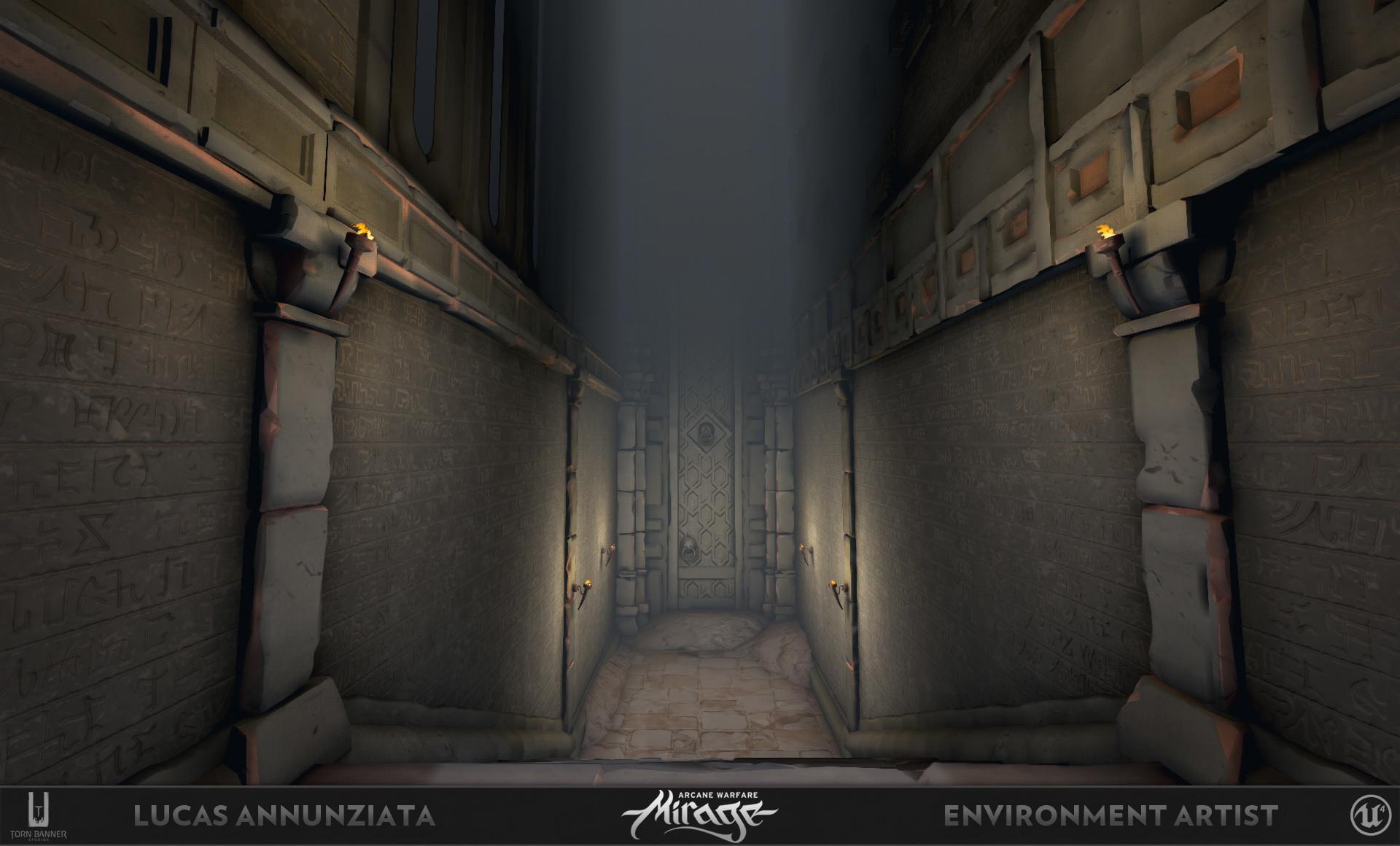 Lucas annunziata tunnel 02