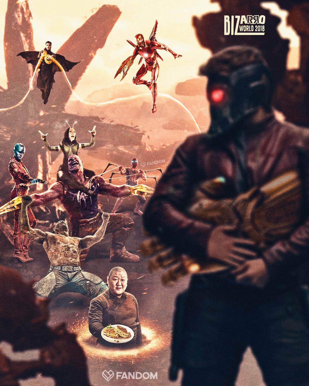 Bizarro World: Alternate 'Infinity War'