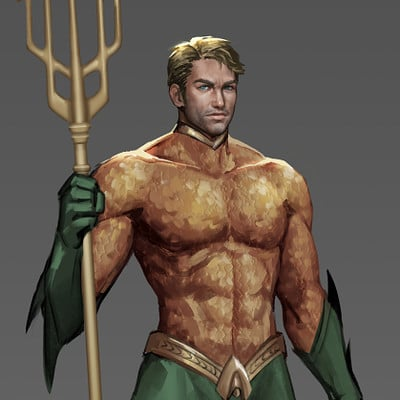 Lan zhao aquamansketch3revise