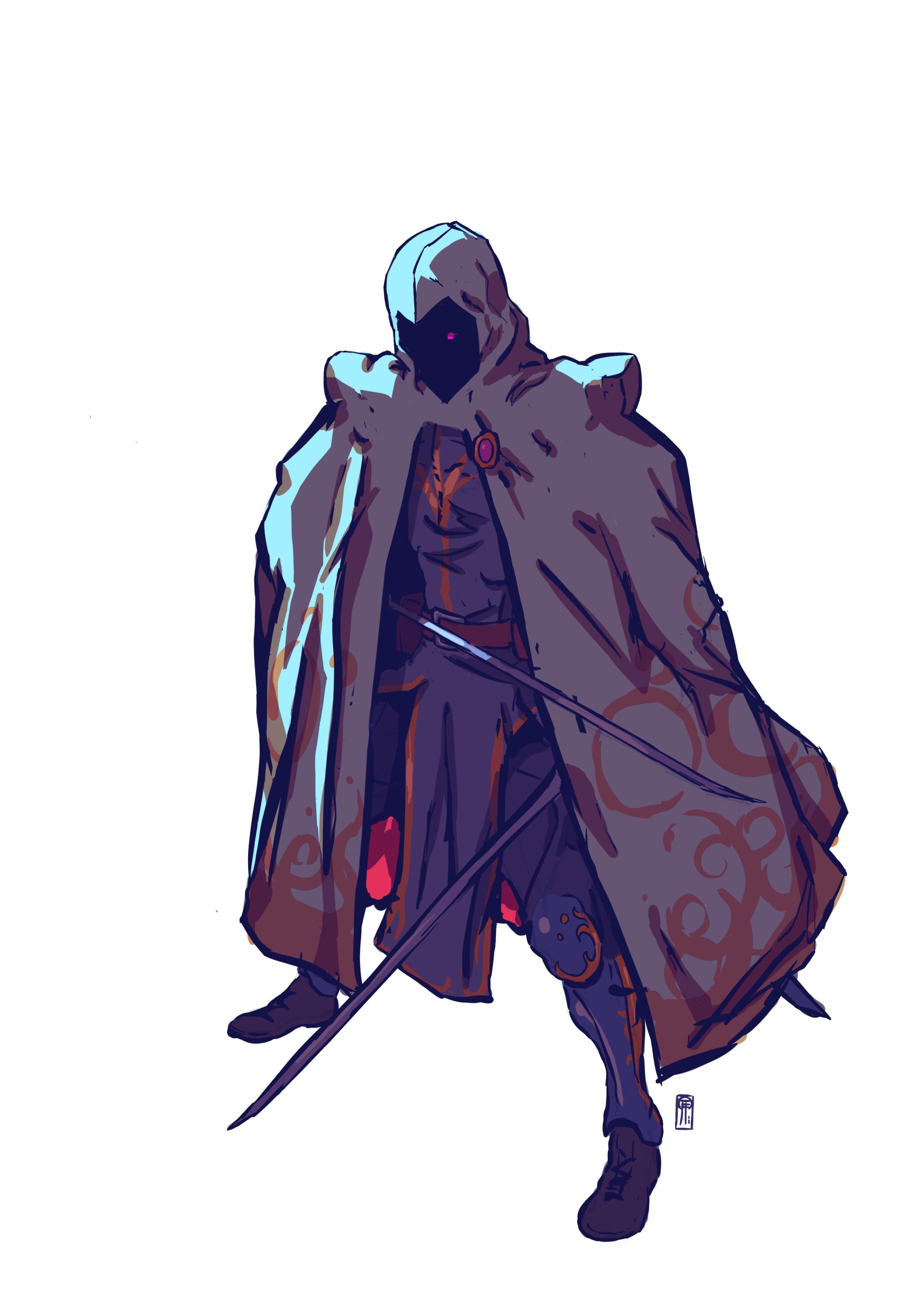 Threshold duelist.