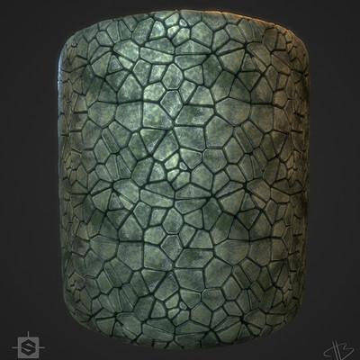 Brett murphy stylizedstonefloor01