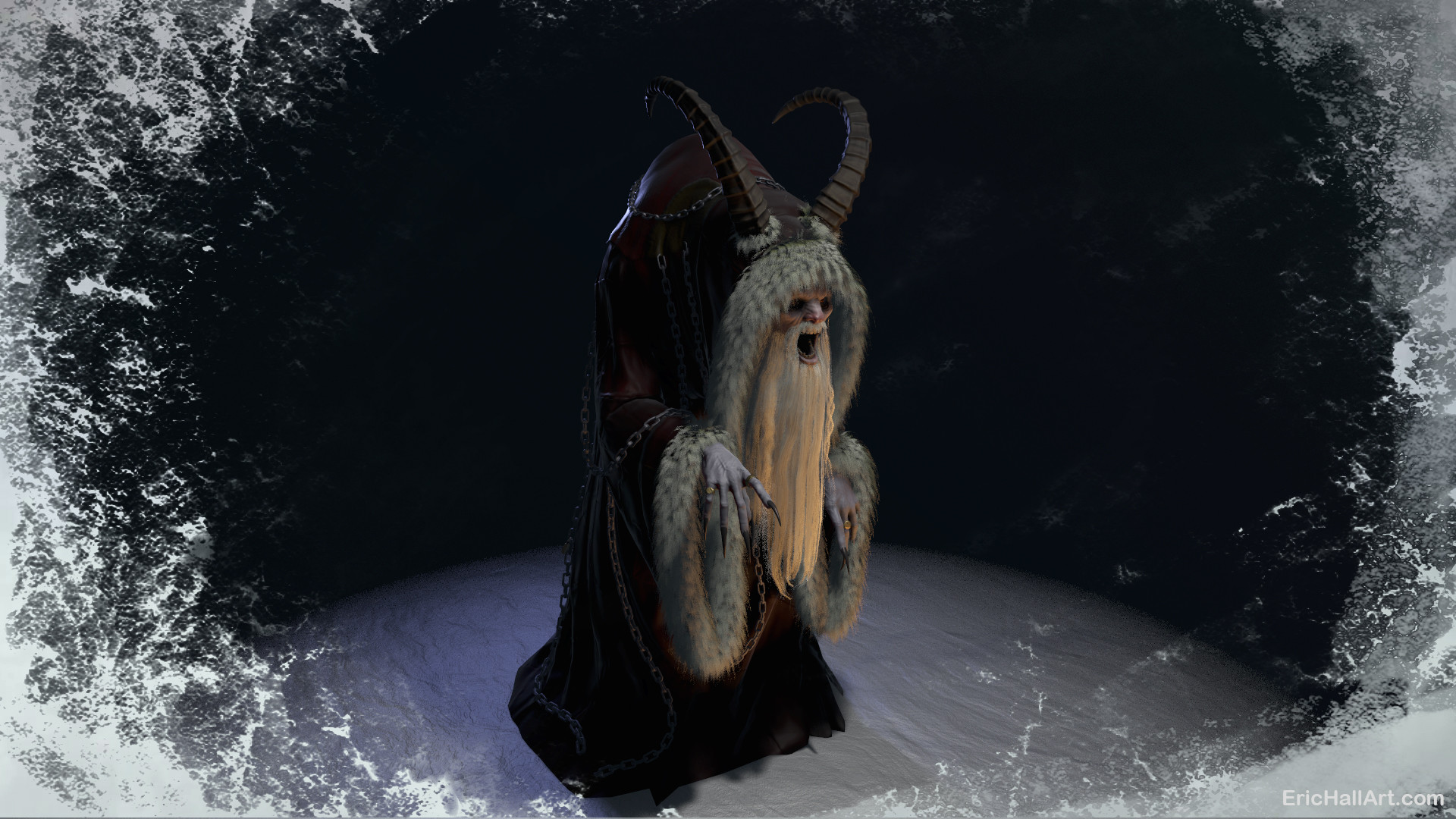 Eric hall krampus2
