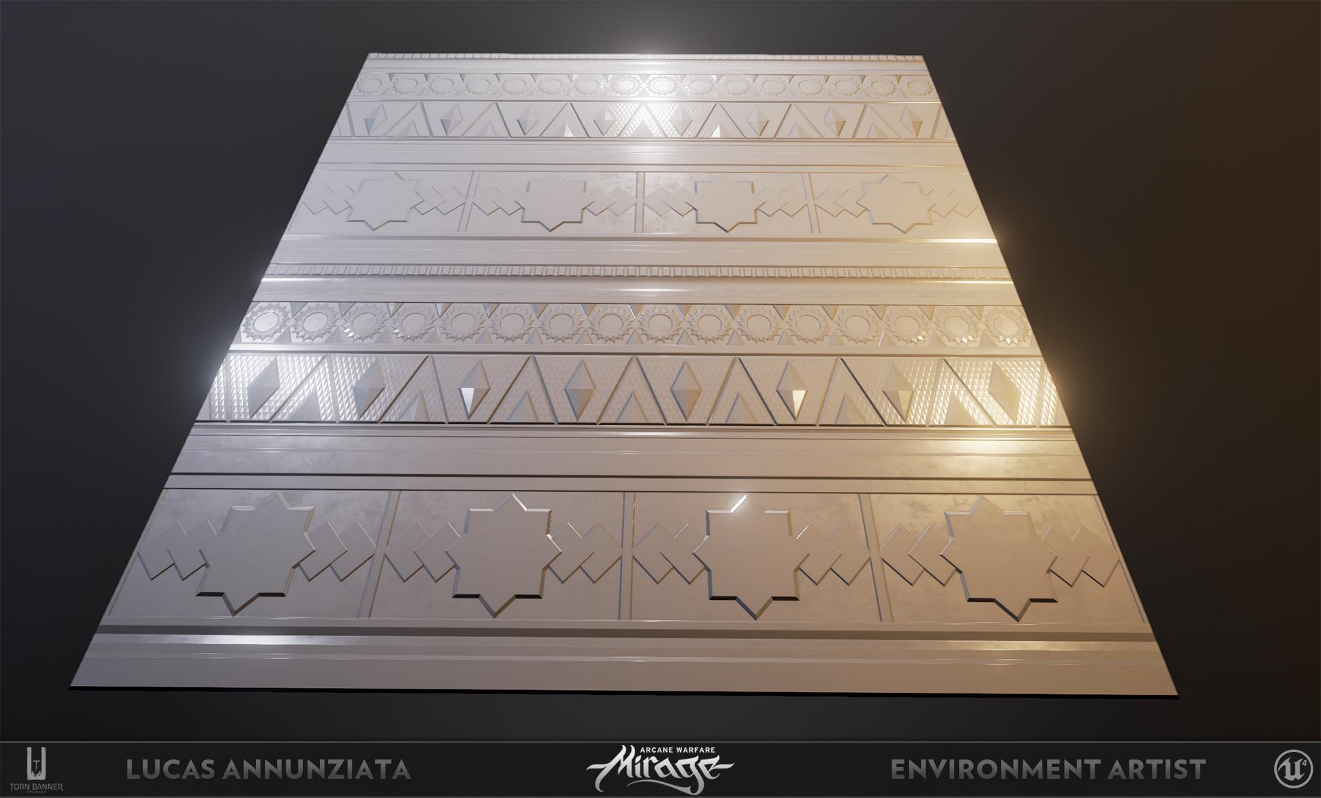 Lucas annunziata marble 1