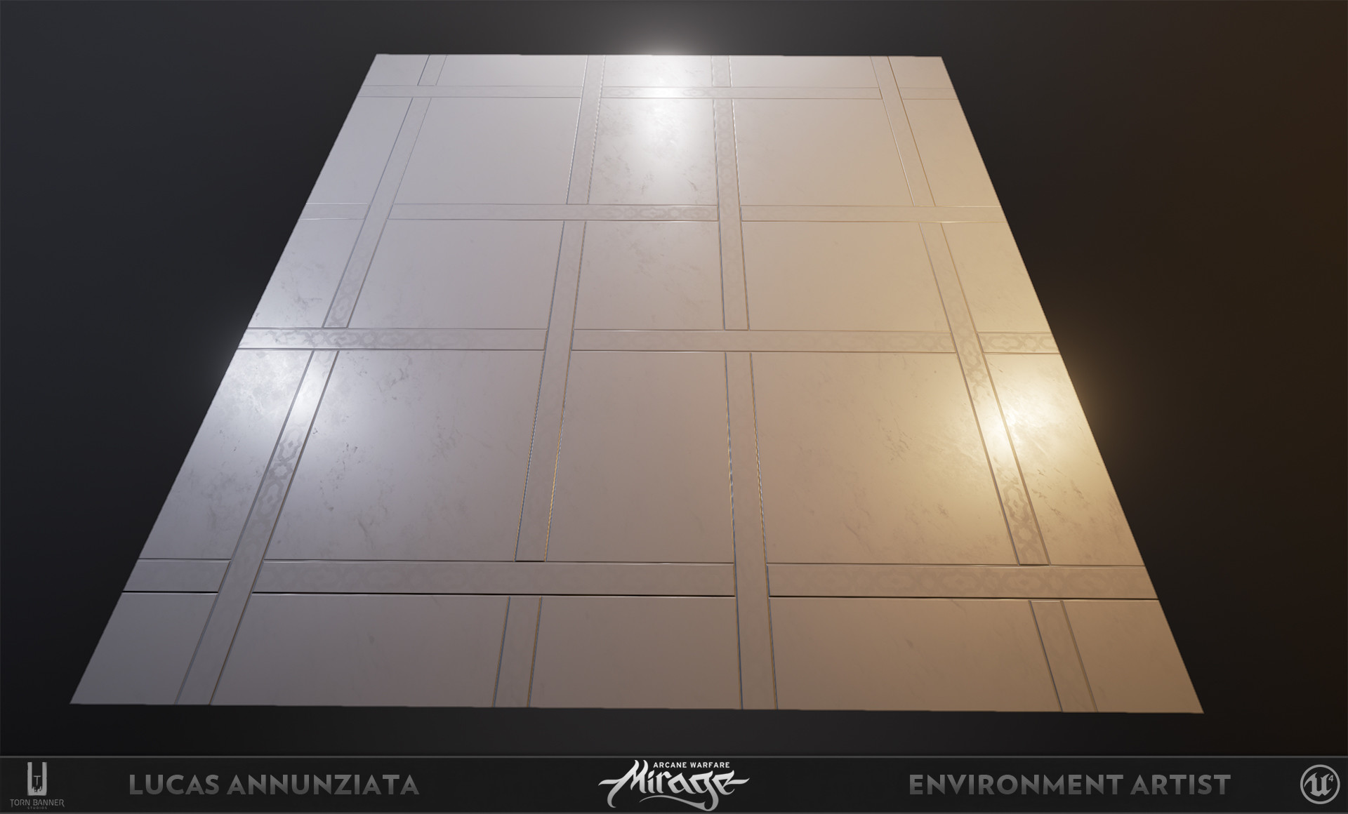 Lucas annunziata marble 3