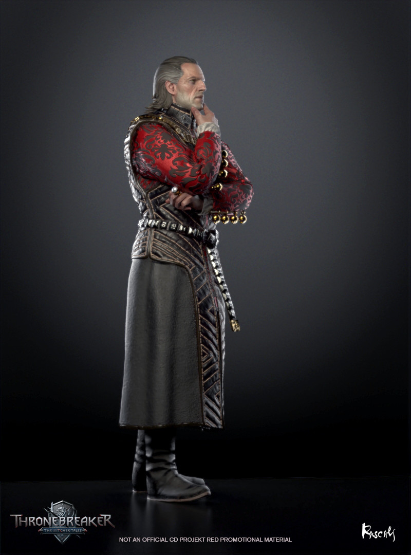 His rule of Nilfgaard was highly aggressive, often pursuing expansionist policies similar to those of his predecessors. This led to the outbreak of two wars against the Northern Kingdoms, both of which he lost.