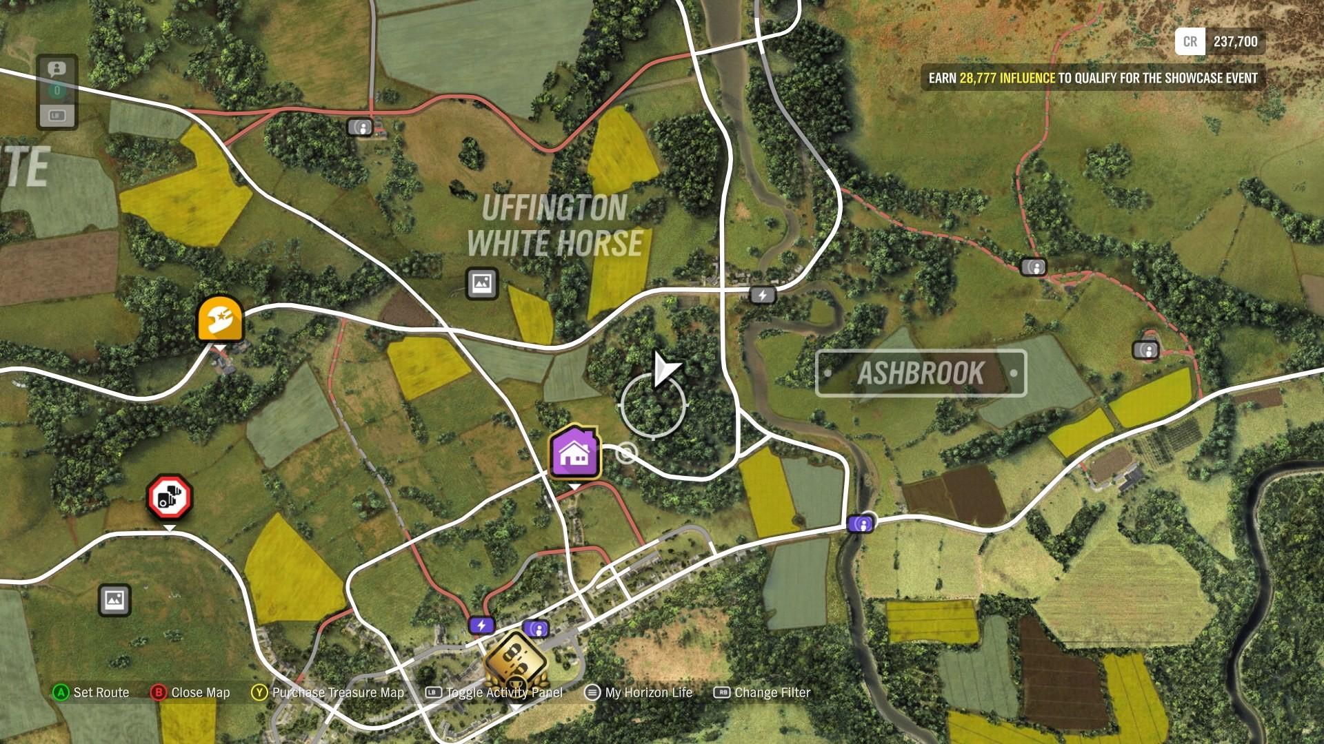 Artstation Forza Horizon 4 Broadway Ashbrook And Uffington White Horse Areas Razvan Prajanu