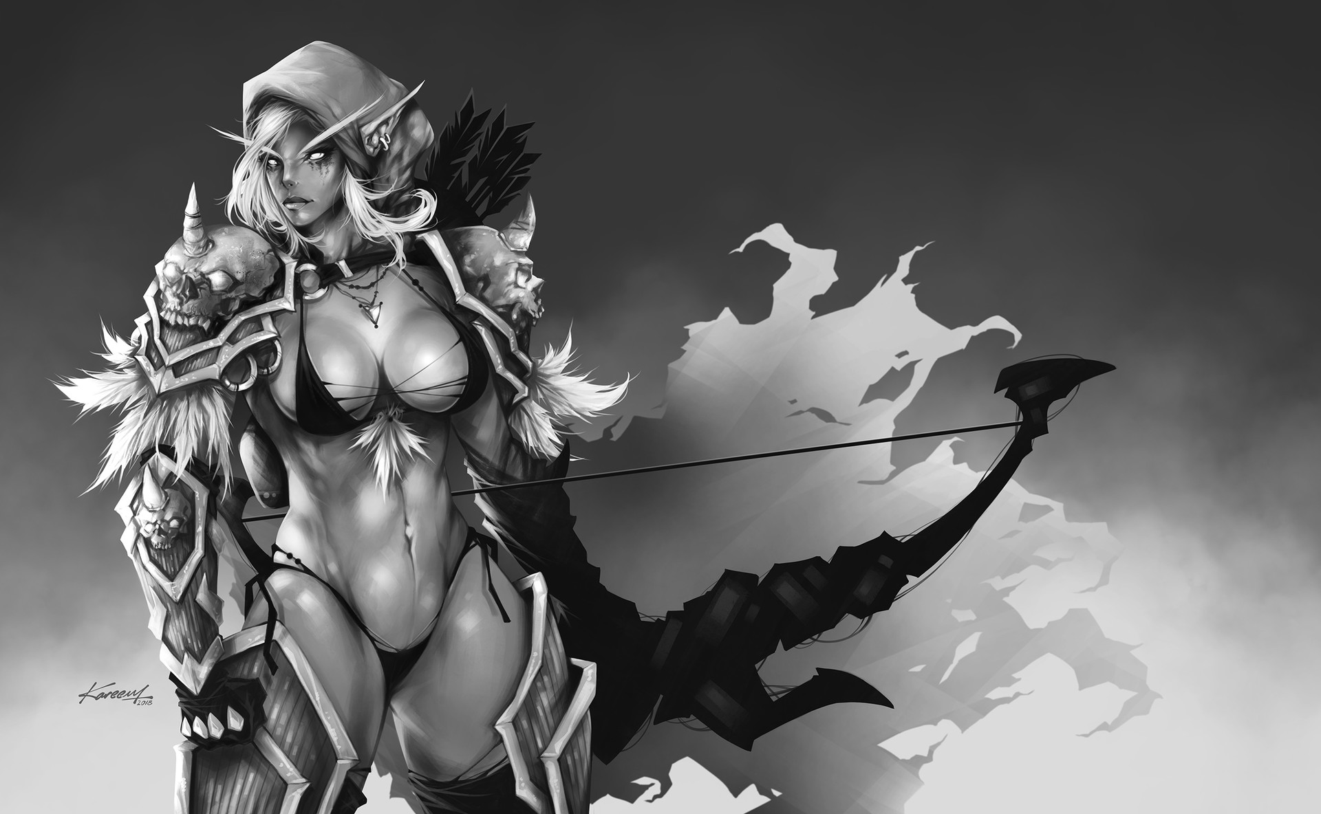 Greyscale and values