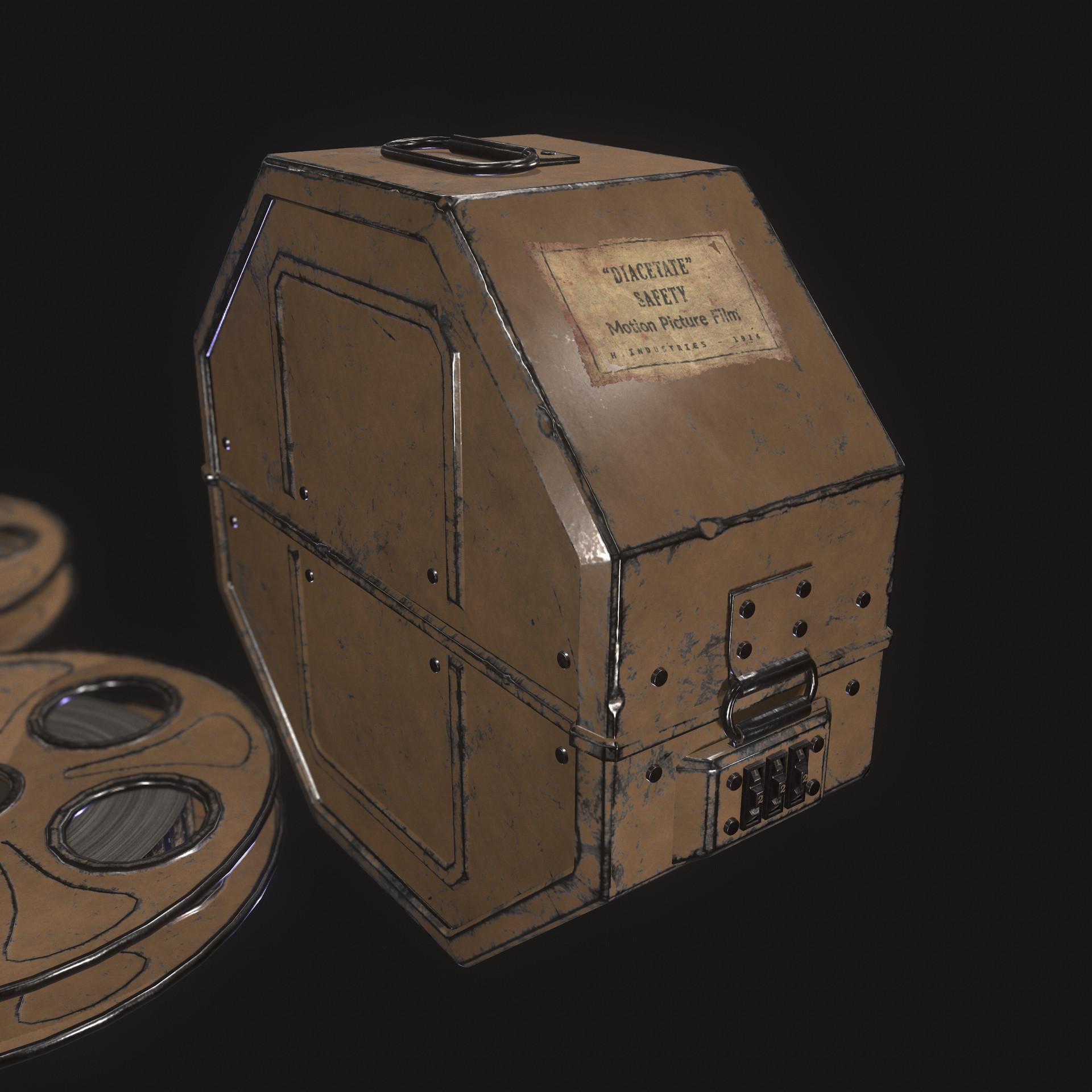Tamara orlova canister