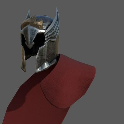 Andrew wilkins dtw anderfels merdaine guardian helmet and cape