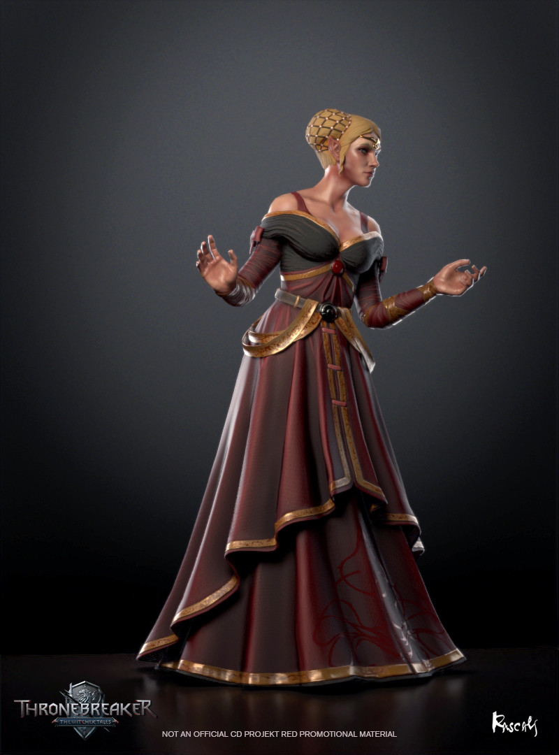 She was also a founding member of the Lodge of Sorceresses after the fall of the Brotherhood of Sorcerers. The secret society of sorceresses was dedicated to ensuring the survival of magic.
