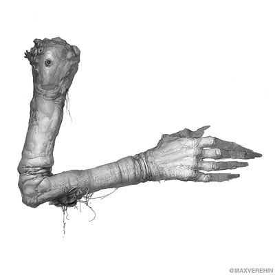 Maxim verehin hand