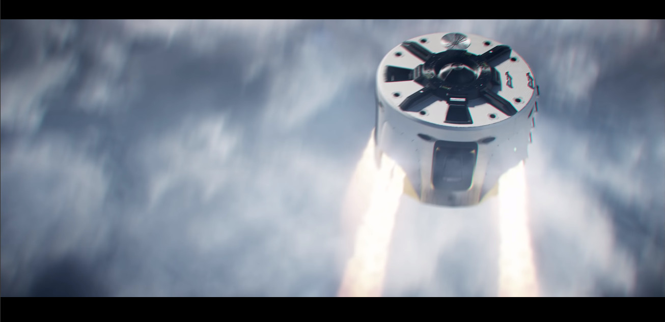 Josiah Poling - Escape Pod - DESCENT: Sci-fi Short Film