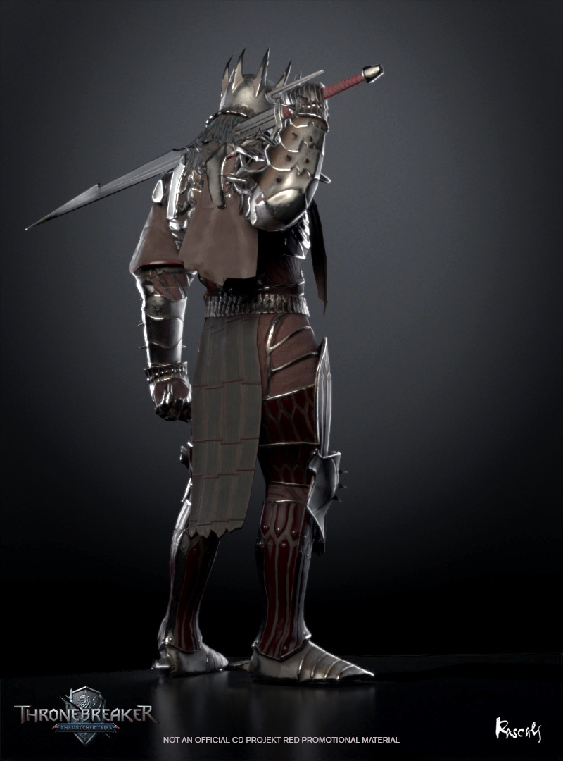 Their main objective was to secure humanoid - preferably human - slaves, that could serve the elves. Over time, this made Eredin and his men infamous and feared and they began to use magic to make themselves look even more menacing.
