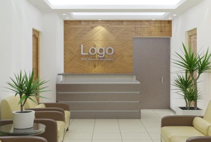Artstation Small Dental Clinic Interior Design December 2018