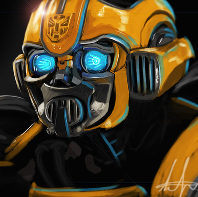 Liam foley bumble bee 1