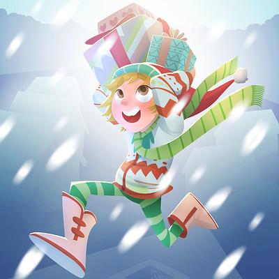 #drawthisinyourstyle - Elf