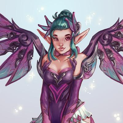 Krystal johnson fairy mercy