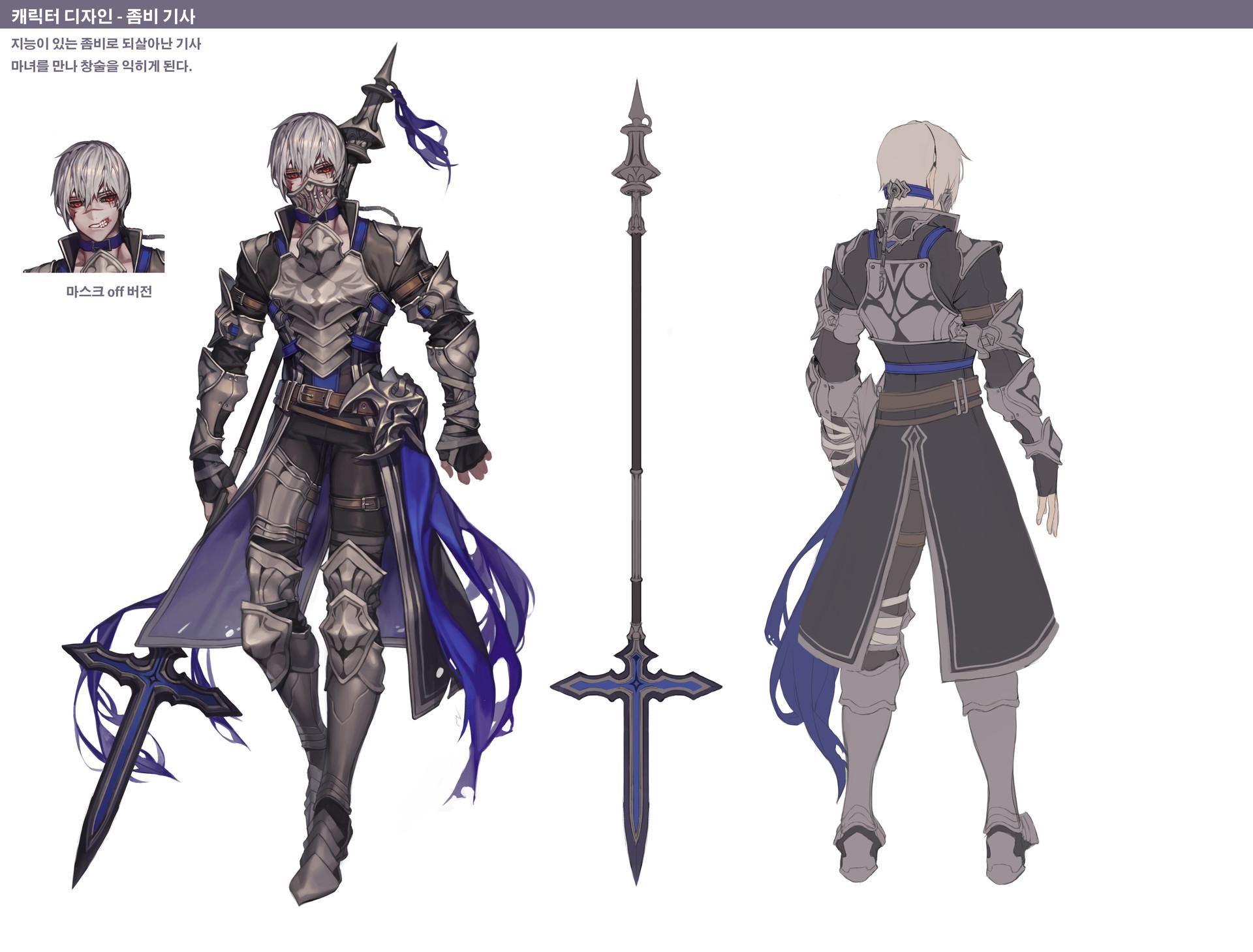 True Warrior Kim-chan-il-