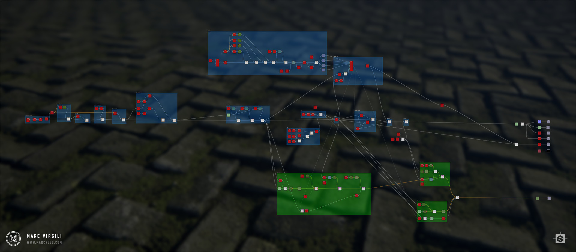 Marc virgili cobblestone graph