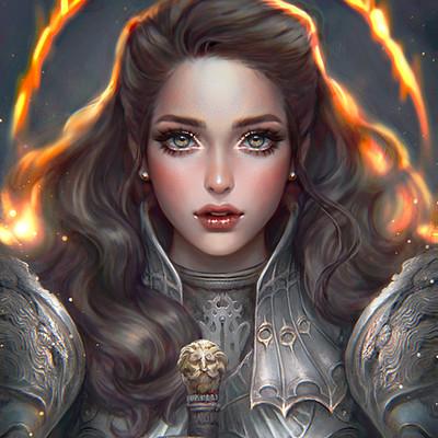 Abigail diaz annaleyn knight commission 2