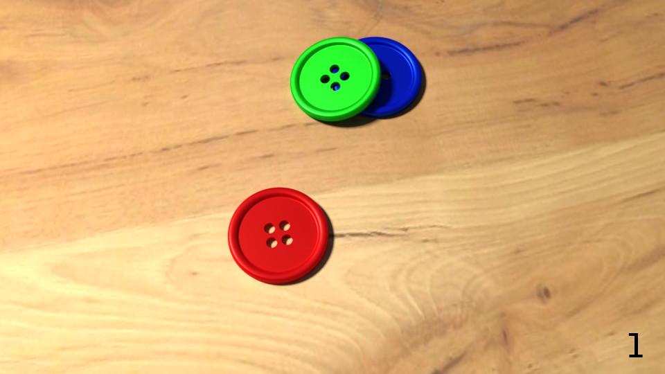 West clendinning buttons render