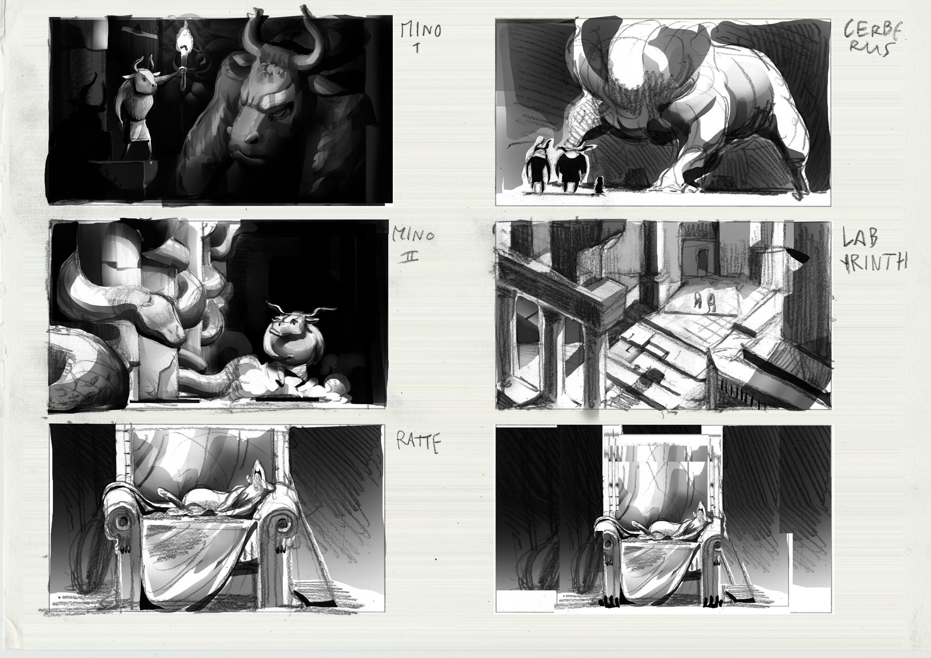 Fabian golz addiationalillustrationssketches