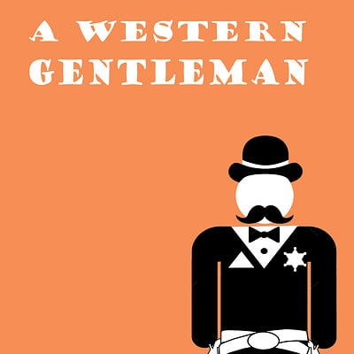 Mike gagnon westerngentlemancover