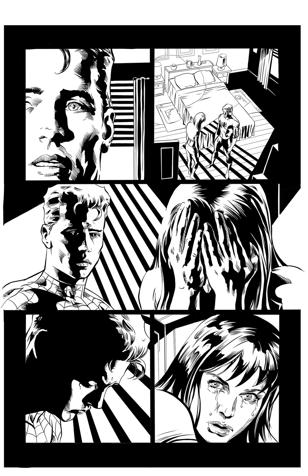 Amazing Spiderman Sample Page 02