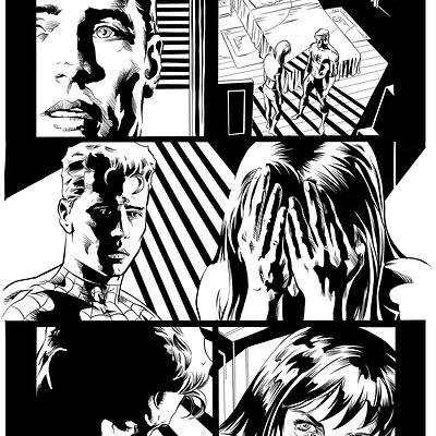 Amazing Spiderman Sample Page 02