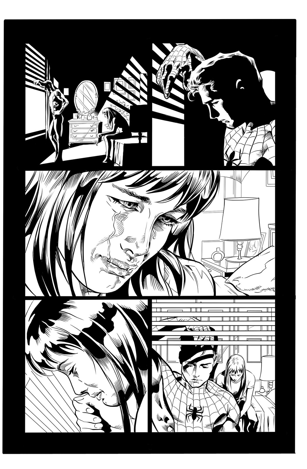 Amazing Spiderman Sample Page 03