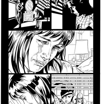 Amazing Spiderman Sample Page 03