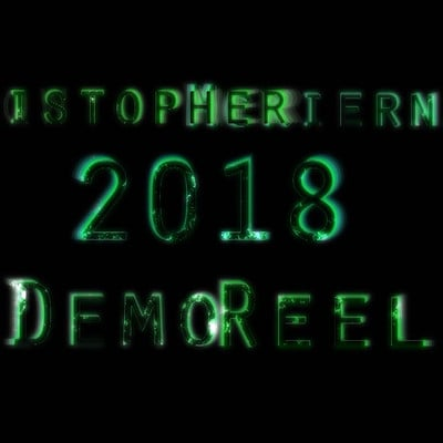 Christopher mckiernan christopher mckiernan 2018 demo reel image