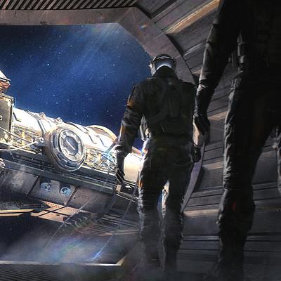 Giorgio grecu spacewalk2