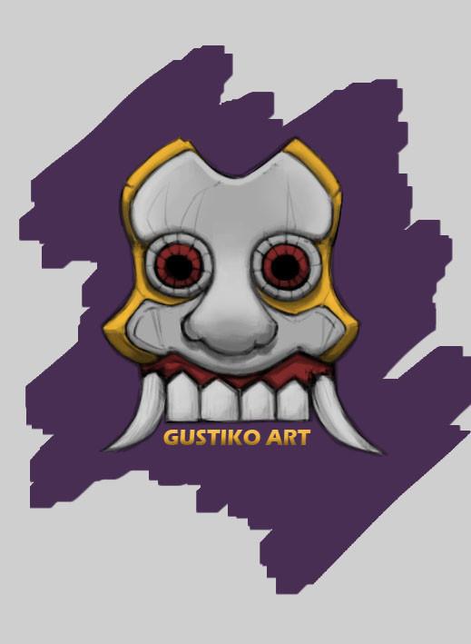 Gusti Ko Mask