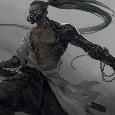 Lee kent quick draw samurai
