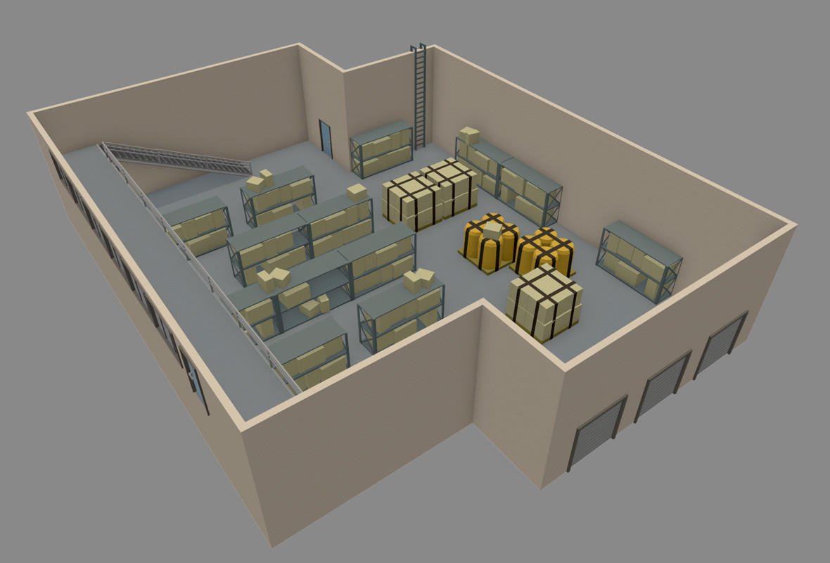 Larry vargas warehouse1