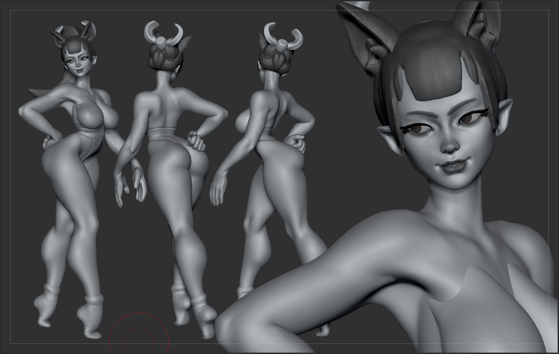 Mercurial forge zbrush 2018 09 24 02 15 09