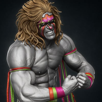 Ultimate Warrior - PCS Toys