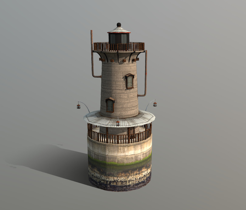 Jordan cameron lighthouse
